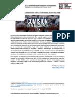 Entrevista Comisión Fin Al Subcontrato UTEM 18 10 2015