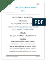 Proyecto Final Ing de Contol Clasico (Motor de CD)