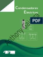 condesadores electricos