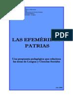 EfeMeRides PatriAs