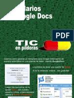 Formularios Con Google Docs