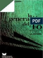 Lupo Hernandez Rueda - La Generacion Del 48 Tomo I