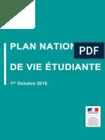 Plan national pour la vie étudiante