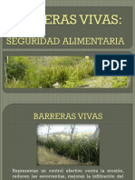 Barreras Vivas, Seguridad Alimentaria[1]