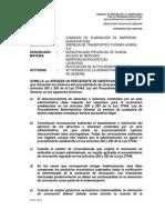 Re1535.pdf INDECOPI-PRESEDENTE = SOBRE NO REVOCACION DE LICENCIA DE FUNCIONAMIENTO