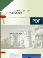 Micro Proyectos Turisticos
