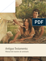 Antiguo Testamento Manual de Seminario
