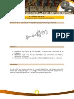 Actividad central 4- Funcionamiento e Instalación Maquinas Eléctricas Rotativas- SENA