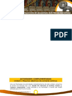 Actividades Complementarias 3- Funcionamiento e Instalacion Maquinas Electricas Rotativas- SENA