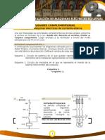 Actividades Complemetarias 4- Funcionamiento e Instalacion Maquinas Electricas Rotativas - SENA