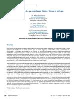 Clasificación de los yacimientos petroleros en e México