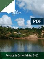 Reporte de Sostenibilidad Duke Energy Peru 2013.pdf