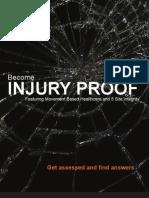 Injury Proof Brochure
