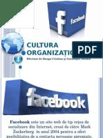 Cultura Organizațională a Facebook