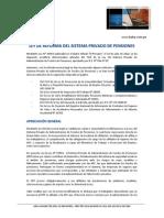 19-07-12_newsletter - Reforma Al Sistema Privado de Pensiones
