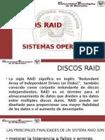 Discos Raid