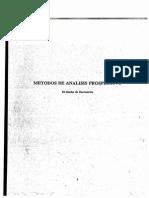 Métodos de Análisis Prospectivo