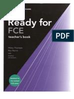 Ready for FCE Teacher s Book