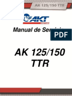 Manual AKT TT 125 y 150