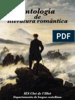 Antología de literatura romántica