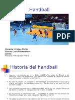 Handball o Balonmano.ppt