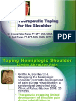 3 Shoulder Therapeutic Taping2013