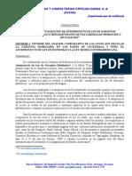 Análisis Comparativo de Las Leyes Que Regulan La Garantía Mobiliaria en Los Paises de Guatemala y Pe
