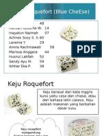 Keju Roquefort (Blue Chesee)