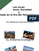 Los Incas Economia y Sociedad