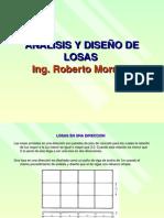 132641563 Analisis y Diseno de Losas Ppt