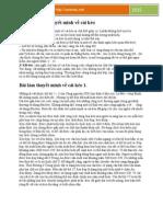 Thuyết minh về cái kéo -  - văn thuyết minh - vanmau.net