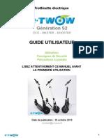 e-twow generation s2 - guide utilisateur 20151018