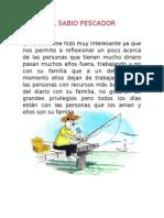 El Sabio Pescador