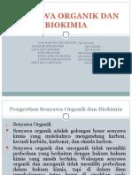 Senyawa Organik Dan Biokimia