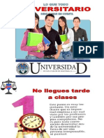 Consejos Basicos Universitario