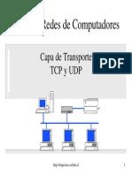4 2 Transporte TCP y UDp