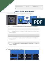 Ficha Multibanco