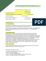 Certificações - Salários - Carreira