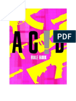 AC!D Rule Book v1.1