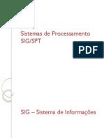 Aula 03 - Sistema SIG-STP