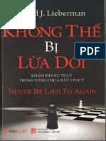 Khong the Bi Lua Doi
