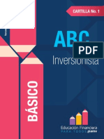 Cartilla 1 , ABC Del Inversionista
