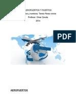 Trabajo Aeropuertos y Puertos