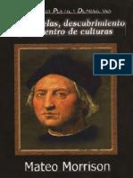 Mateo Morrison - De Carabelas, Descubrimiento y Encuentro de Culturas