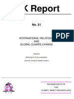 International Relations and Climate Change