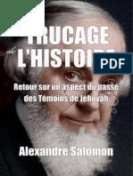 UN TRUCAGE HISTOIRE (éd. 2015)