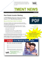 2015 February Newsletter