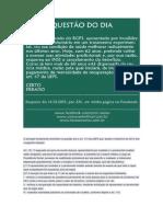 Questão Sobre Dispensa de Perícia Média Do Idoso - Ler - Mudanças 2014