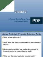 Audit I Internal Control Class Version
