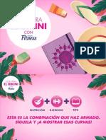 Fitness Plan14 Abdomen Piel